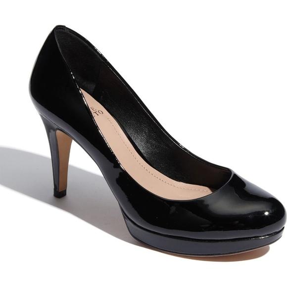c7ca020176 VINCE CAMUTO 'Zella' Black Patent Leather Pump 8. M_5b6e6f16a31c33fce30abd67